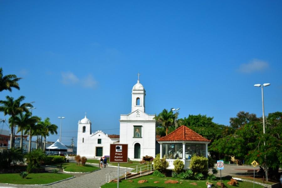 Imagem de uma igreja