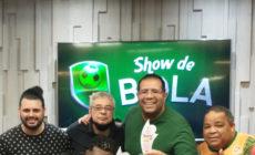 Grande Rio recebe Troféu Tupi Carnaval Total 2020
