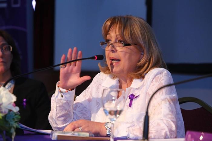 senadora Norma Durango