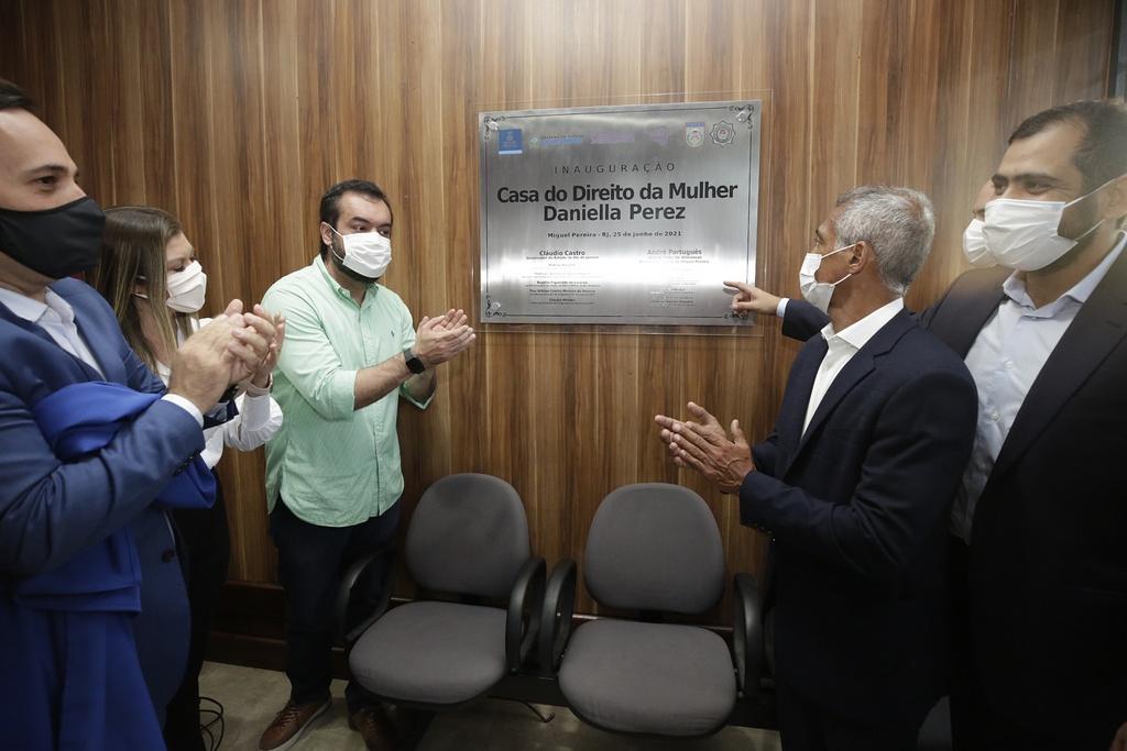 Imagem do Governador do Rio