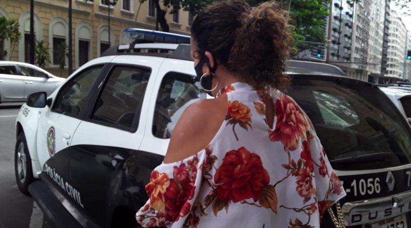 Rozemary Pita teve acordo homologado pela 1ª Vara Criminal de Niterói. Foto: Reprodução Internet