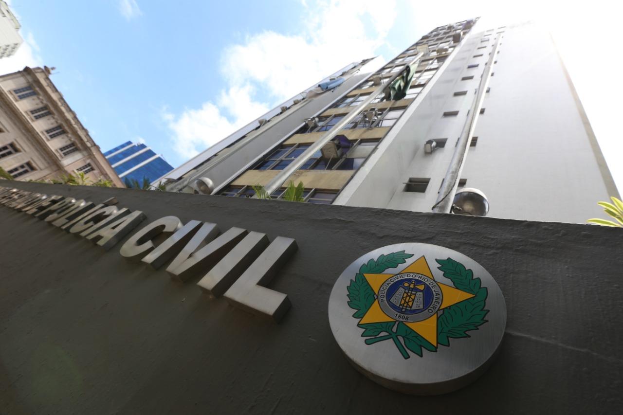 prédio da Polícia civil