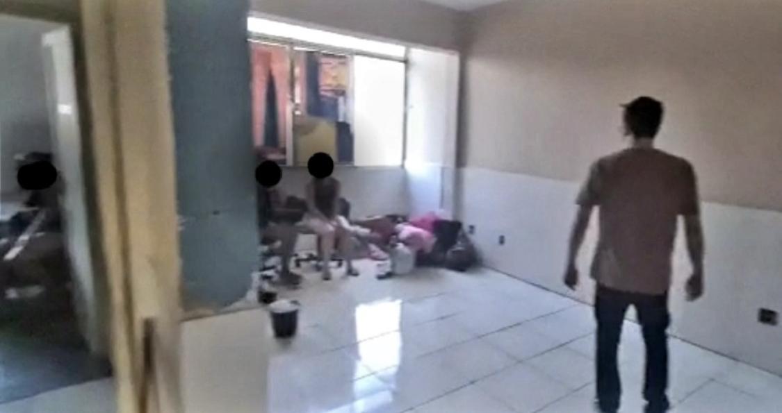 Polícia Civil resgata mulher que era vítima de exploração sexual