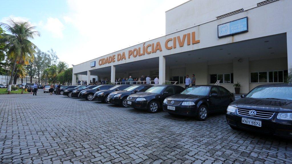 Cidade da Polícia, na Zona Norte do Rio