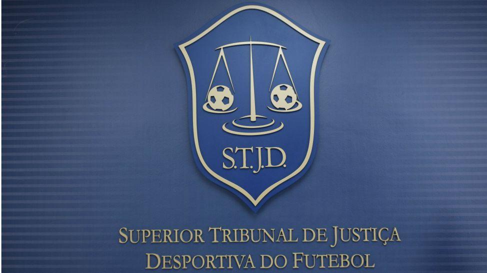 Logo do STJD