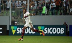 Bruno Henrique afirma que ainda não digeriu a derrota para o Galo