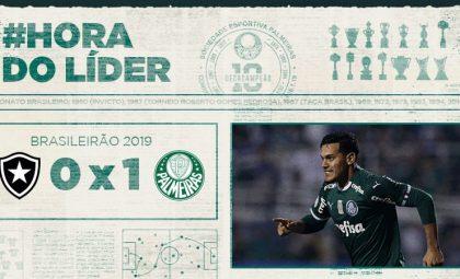 Fogão perde para o Palmeiras