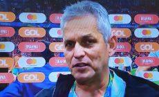 Reinaldo Rueda lamenta derrota: 'Esperamos que isso sirva de lição'
