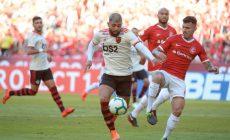 Confira o retrospecto do confronto entre Flamengo e Internacional