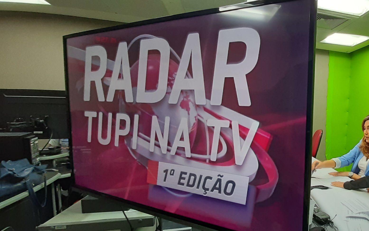 Radar Tupi 1 edição