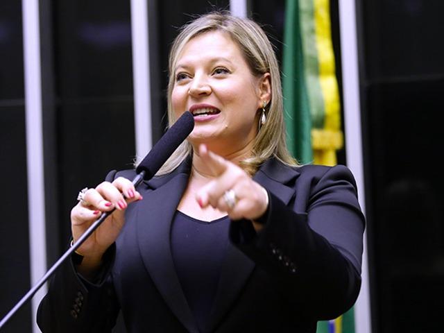 Deputada Federal Joice Hasselmann