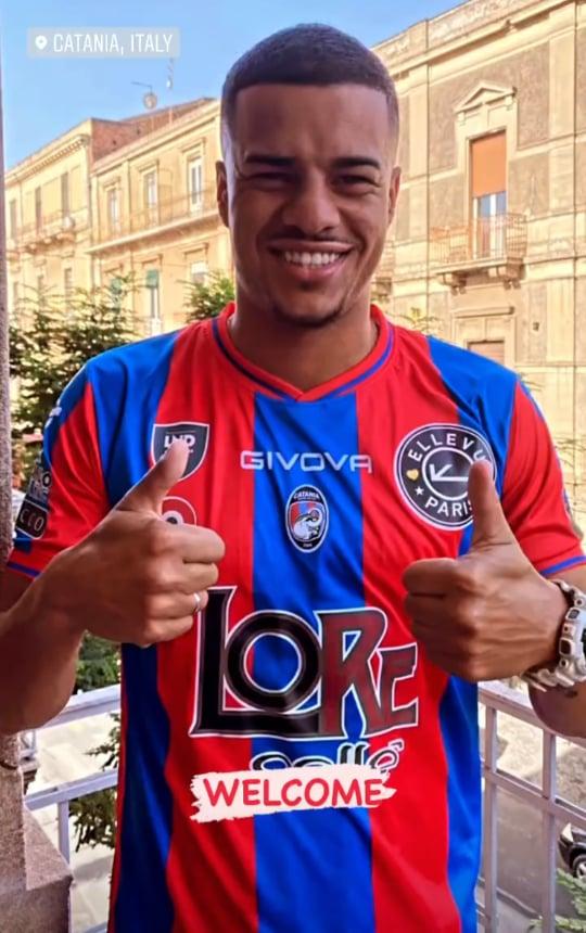 Antônio Bernardo, da Seleção Brasileira de Beach Soccer, acerta ida para o Catania, da Itália