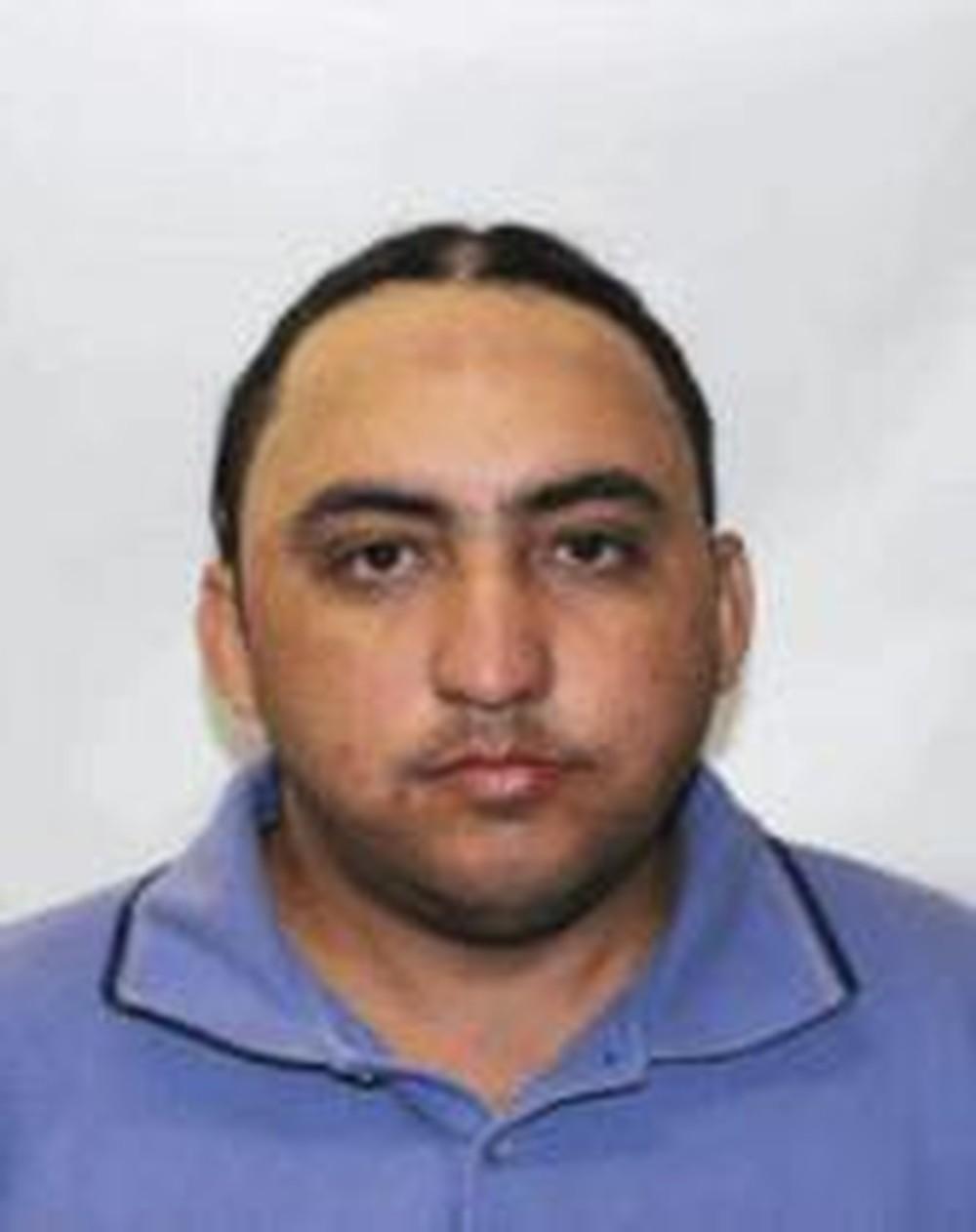 Manoel de Brito Batisa, o Cabelo, preso na Operação Os Intocáveis/Foto: Reprodução