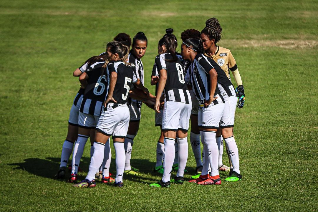 time feminino do botafogo