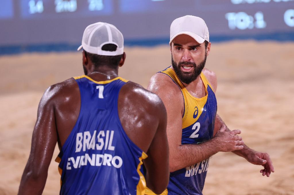 Brasileiros perdem nas oitavas e se despedem dos Jogos Olímpicos