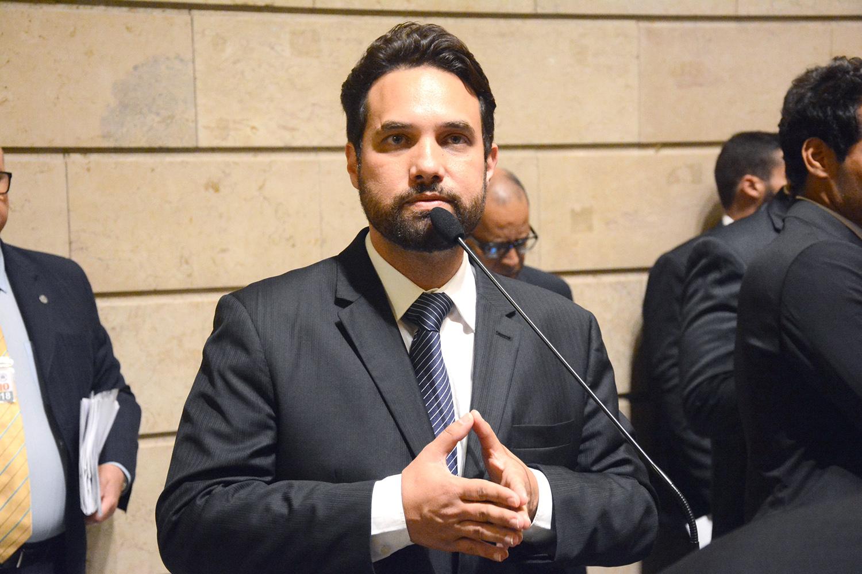 Imagem do vereador Jairinho