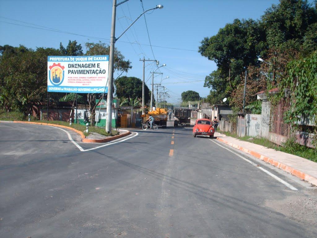 Vila Urussaí, em Duque de Caxias
