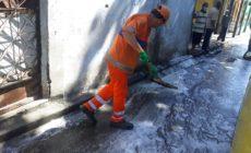 Comlurb fez higienização em 34 comunidades da cidade