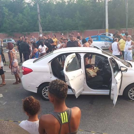 Veículo de Evaldo Rosa foi atingido por 80 disparos feitos por militares do Exército