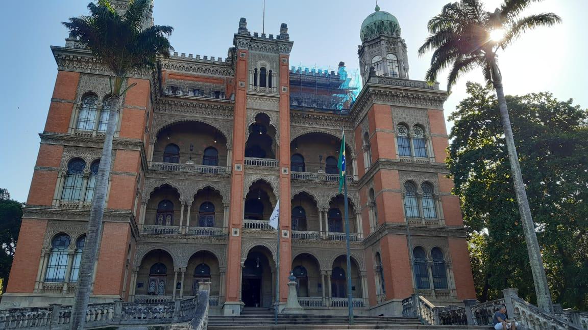 Castelo da Fiocruz