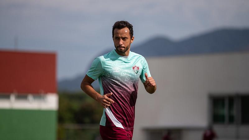 Nenê quer deixar o Fluminense