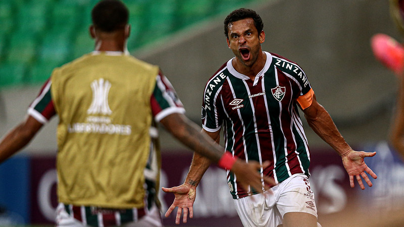 Fred marca na etapa final e Fluminense estreia com empate diante do River na Libertadores