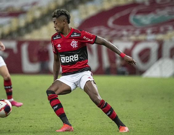 Bruno Henrique é desfalque