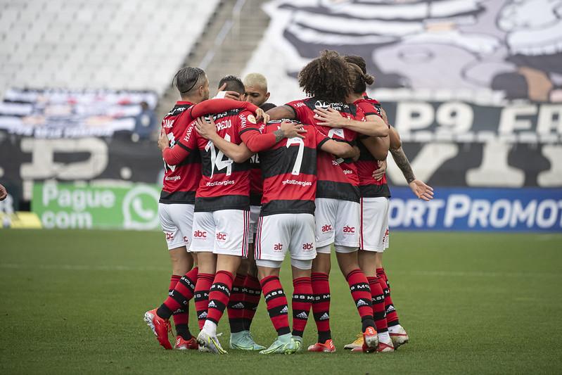 Flamengo busca classificação na Copa do Brasil