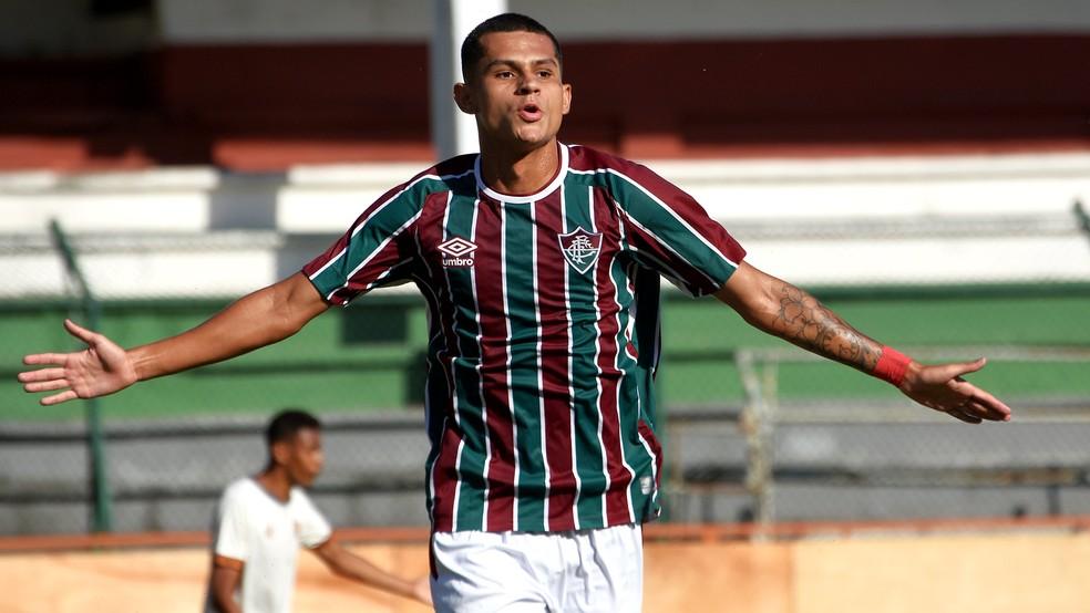 Fluminense vence o Fortaleza por 3 a 0 pelo Campeonato Brasileiro Sub-20