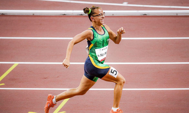 AMIRA DA SILVA BRITO  atletismo