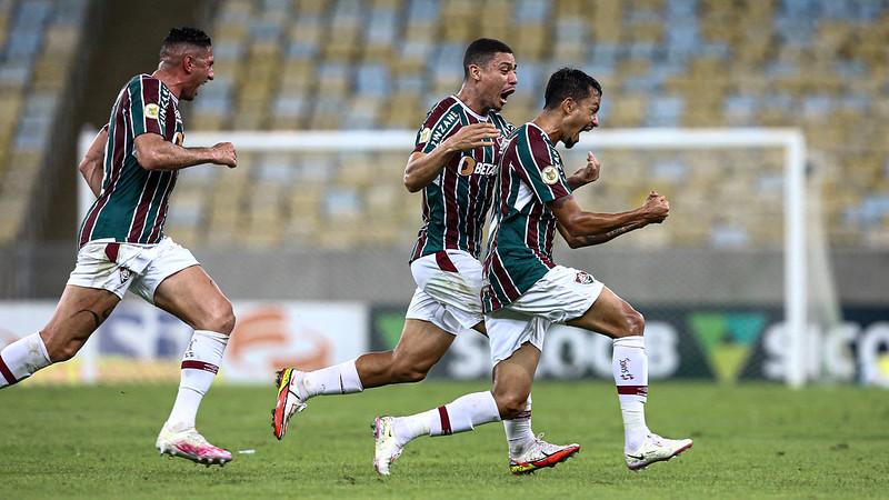 Fluminense vence o Bahia por 2 a 0 pelo Campeonato Brasileiro