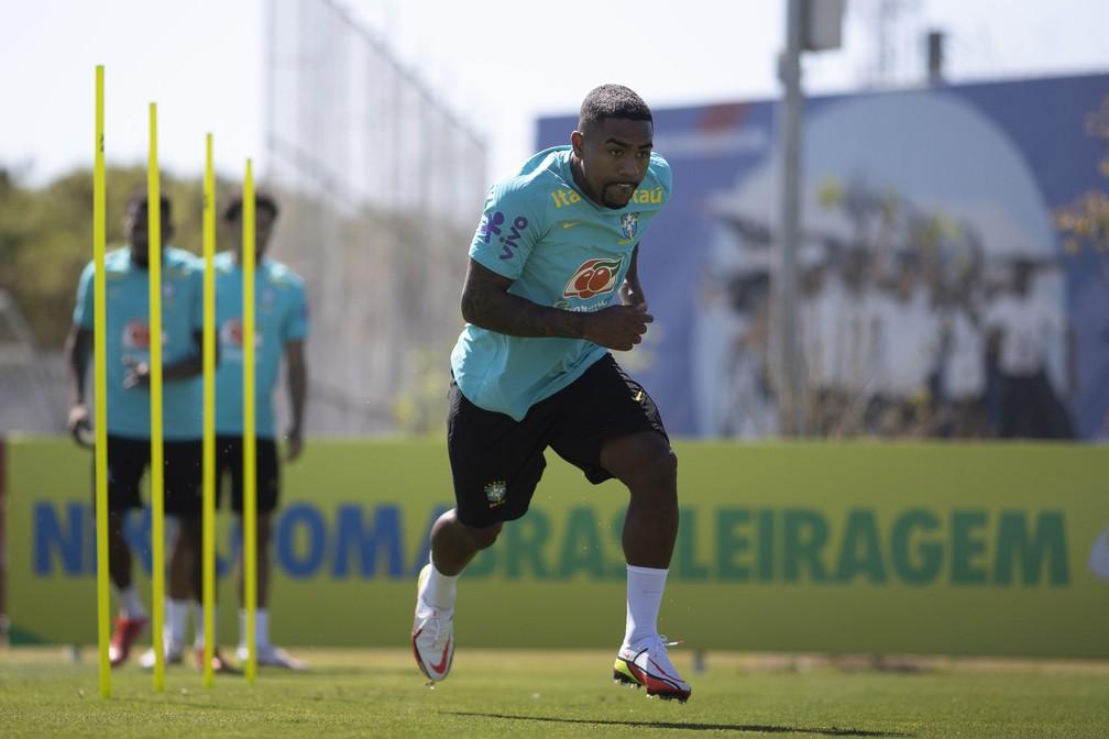 Malcom voltará ao Zenit, da Rússia,e não poderá defender a Seleção Brasileira nesta data Fifa