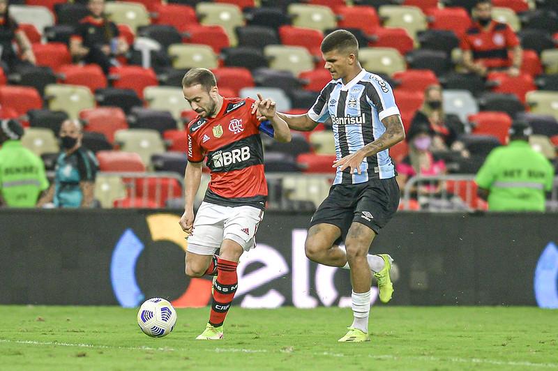 Flamengo vence o Grêmio pela Copa do Brasil