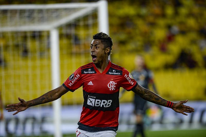 Flamengo vence o Barcelona-EQU, de novo por 2 a 0, e está na final da Libertadores