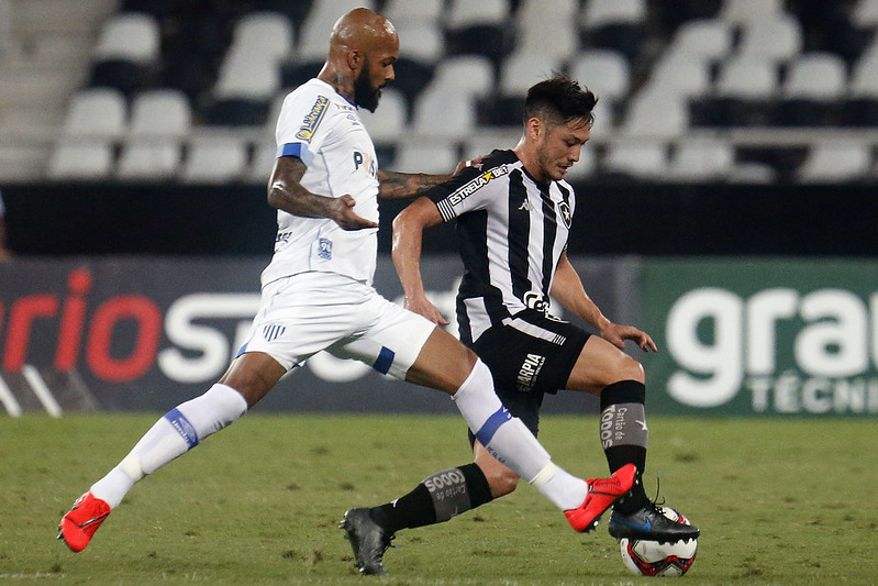 Botafogo perde para o Avaí por 2 a 1, de virada, pela Série B