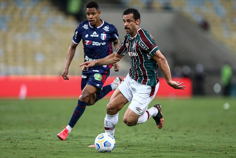 Fluminense joga mal e perde para o Fortaleza por 2 a 0, no Maracanã, pelo Campeonato Brasileiro