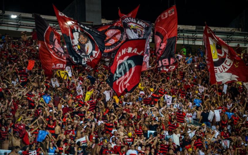 Flamengo terá a presença do público nas arquibancadas