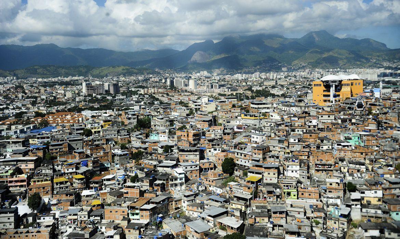 Complexo da Maré, comunidade da Zona Norte do Rio