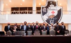 Salgado convoca os poderes do Vasco para a reunião de hoje