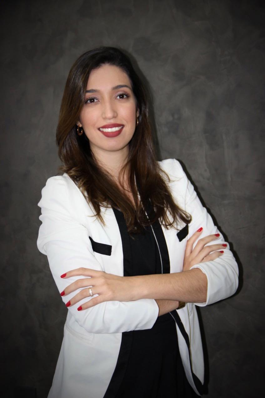 Na imagem, Advogada Carolina Pessôa