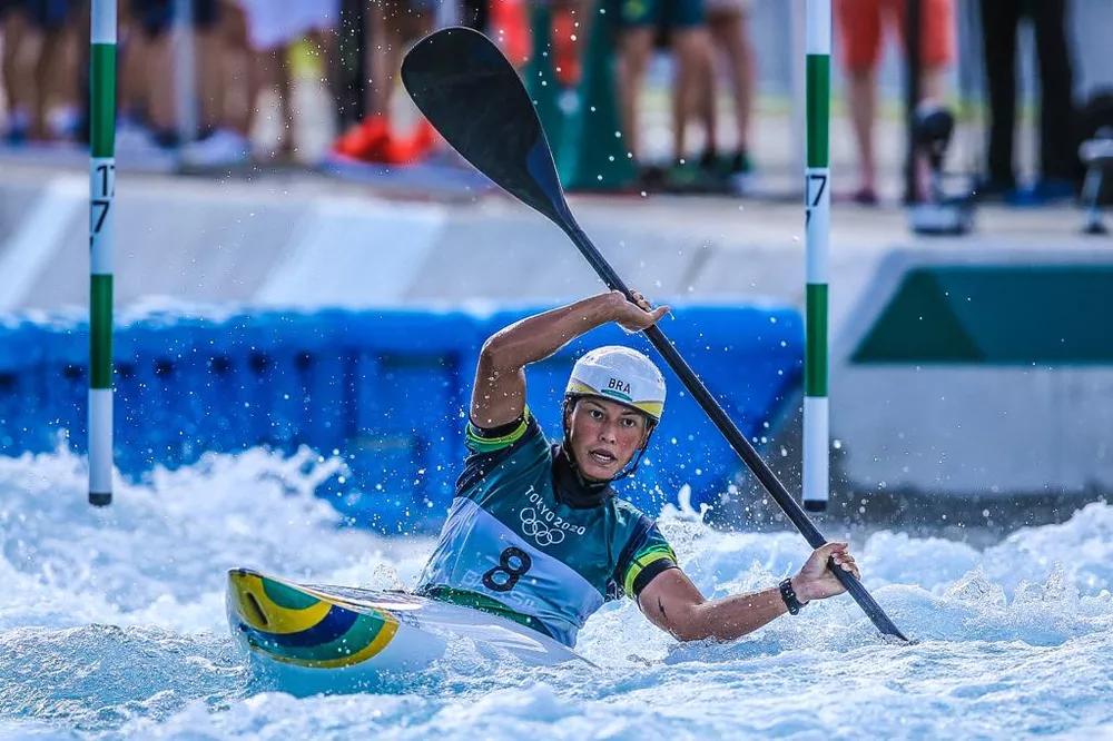 Ana Sátila é eliminada do K1, mas disputará outras modalidades da canoagem
