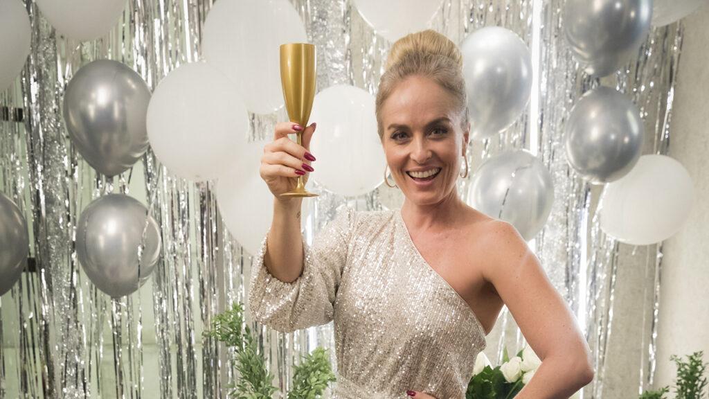 Angélica é novamente contratada pela Globo