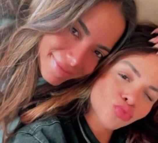 Anitta e Gabily