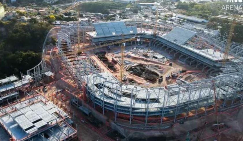 Arena MRV, novo estádio do Atlético-MG