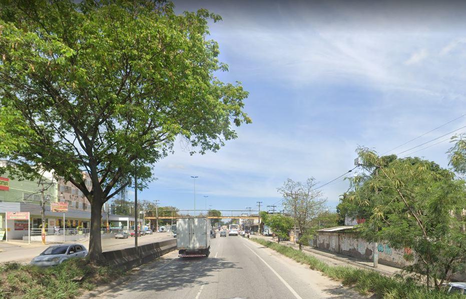 Avenida Dom João da Mata, em São Gonçalo