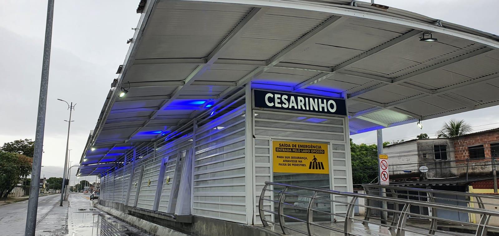 Estação de BRT Cesarinho