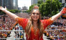 Bloco da Preta, Fogo e Paixão e Cordão do Boitatá desfilam neste domingo