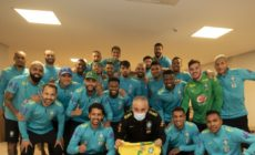 Tite comemora 5 anos à frente da Seleção Brasileira