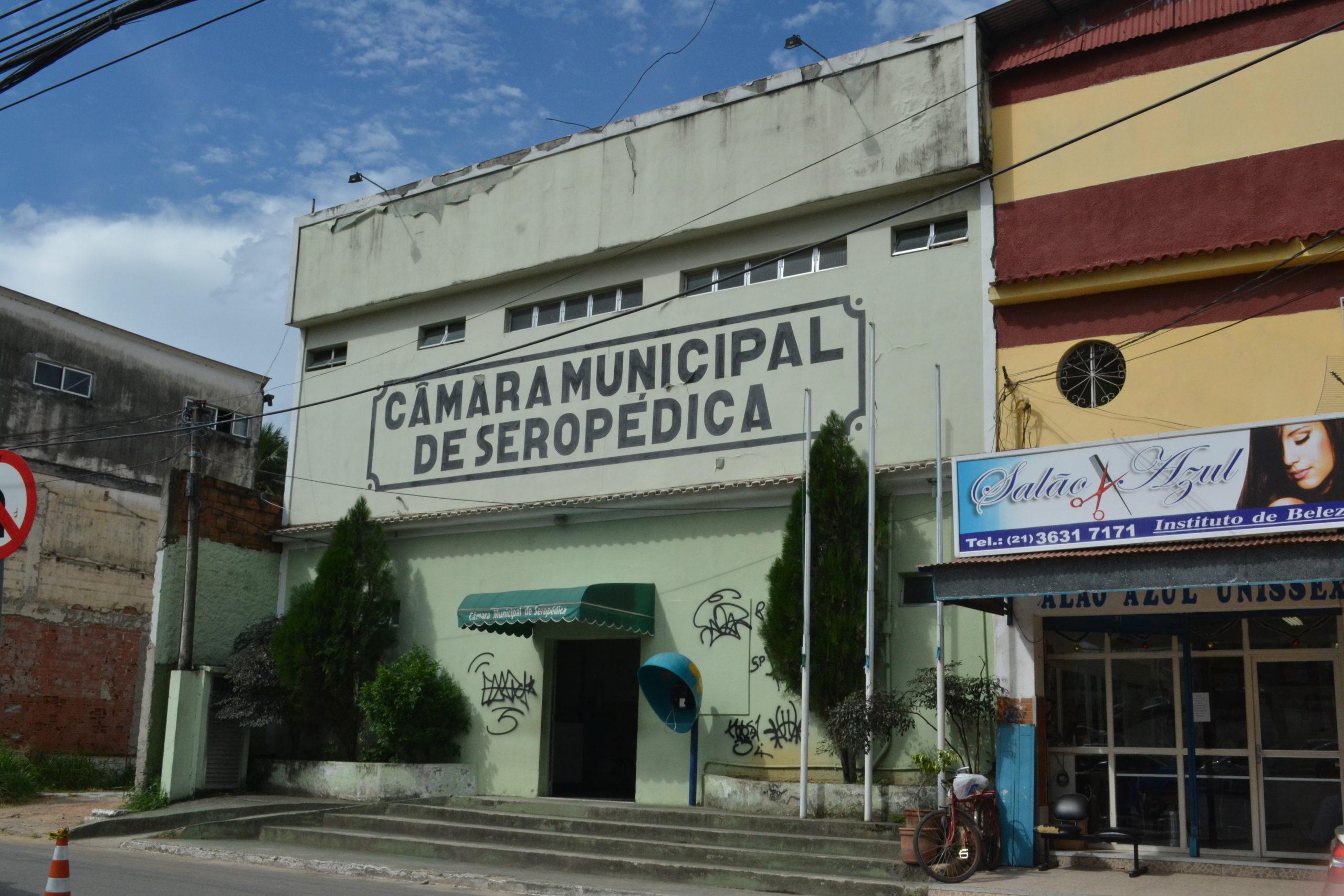 Julgamento aconteceu nesta quinta-feira (8), na Câmara Municipal de Seropédica