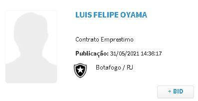 BID CBF divulgação Oyama